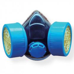 Demi-masque anti-poussiere a 2 cartouche bt- 9302 ** BERENT