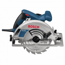 Scie circulaire gks190 / 1400w ** BOSCH