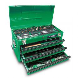 Caisse à outil complete metalique  ( 99 pcs) Ref: GCAZ 0038 ** TOPTUL
