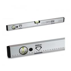 Niveau aluminium 150 cm ref 468 ** DEKOR