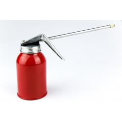 Burette huile 250 cc rouge**